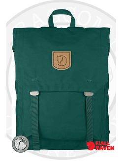 Рюкзак Fjallraven Foldsack No.1 Copper Green