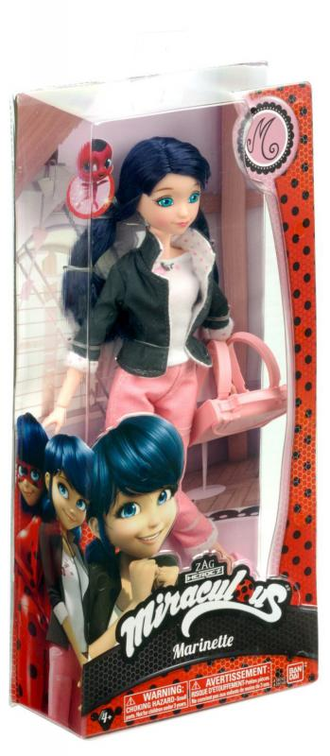 Маринет (27 см.) /  Miraculous Marinette Fashion Doll