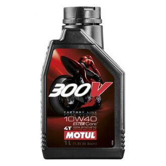 Motul 300V 4T FL ROAD RACING 10W-40 (1л)
