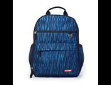 Рюкзак для родителей Skip Hop Duo Diaper Backpack blue graffiti