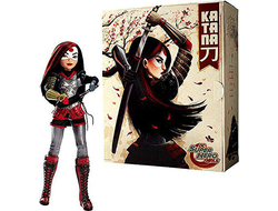 Катана, Комик Кон 2016 / Super Hero Girls Katana