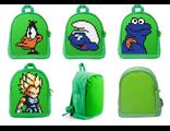 Детский рюкзак Upixel mini Backpack зеленый-зеленый WY-A012