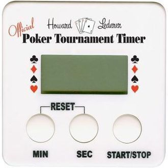Таймер блайндов Poker Tournament