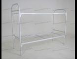 Кровать металлическая двухъярусная усиленная купить в спб. фото, картинки, 2 ярусная кровать