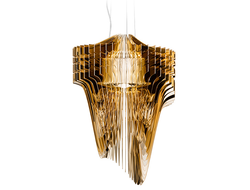 Люстра Aria Gold by Zaha Hadid