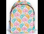 Молодежный рюкзак с кошками для девочек SLA00111
