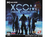 XCOM Enemy Unknown [PС, Jewel, русская версия]