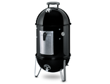 Коптильня Weber Smokey Mountain Cooker 47 см, черный