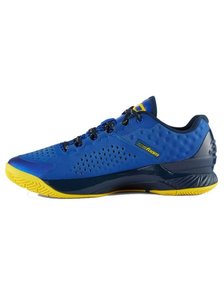 Under Armour Сurry One Blue/Yellow