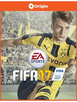 FIFA 17 - Standard Edition [ORIGIN] (PC) КЛЮЧ