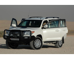 Discreetly armored Toyota Land Cruiser 200 GXR/VXR  in VR7, VR9 and VR10, 2020-2021YP