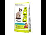 DADO корм  для взрослых кошек, с тунцом, 2 кг, производство Италия