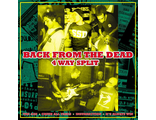 сборник Back from the dead. 4 way split: The Age / Crush All Fakes / Insurrection / X's Always Win (Refuse Records)