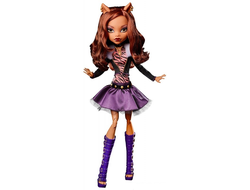 "Клодин Вульф ""Страшно-огромные (42 см)"" / Clawdeen Wolf ""Frightfully Tall Ghouls"""