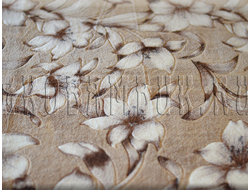 Плед из бамбука Soft Line Евро Лилии