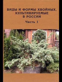Виды и формы хвойных, культивируемые в России. Часть 1. Juniperus, Cephalotaxus, Taxus, Torreya. 2-е изд.