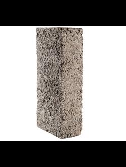 Блок керамзитобетонный перегородочный полнотелый размером 390х90х188мм КПР-ПР-39-50-1200 ГОСТ 6133-99