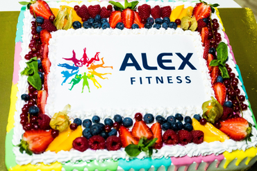 ALEX FITNESS / Бирюлево ROCK BIRTHDAY PARTY