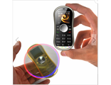 "Servo S08 Spinner Finger Phone Спиннерфон  1.3"" 400mAh Bluetooth Dual SIM"