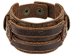 Кожаный браслет 3030