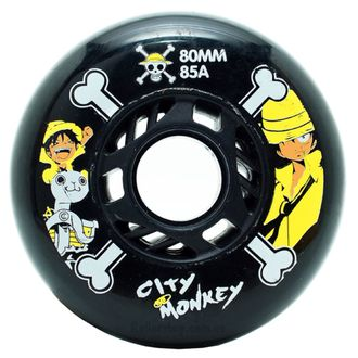 City monkey black