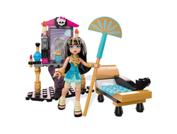 Мега Блокс Монстер Хай Клео Де Нил / Mega Bloks Monster High Cleo's Gore-geous Vanity