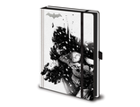 Ежедневник Pyramid: DC: Batman (Arctic) Premium A5 Notebooks