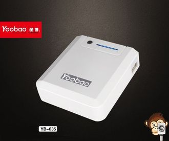 Power Bank Yoobao 6600mAh Magic Box YB-635-1