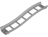 Train, Track Roller Coaster Ramp Small, 3 Bricks Elevation, Light Bluish Gray (34738 / 6224370)