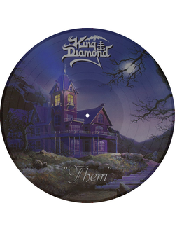 KING DIAMOND Them LP Picture