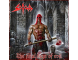 SODOM The final sign of evil 2LP