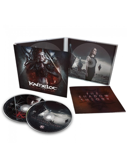 KAMELOT - The Shadow Theory 2-CD Digi