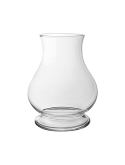 Ваза стекло VASE OBUS CLEAR D20X25CM GLASSарт.32178
