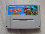Super Donkey Kong 2 Super Famicom SNES Super Nintendo