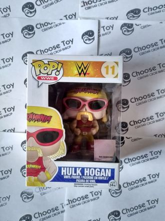 Funko POP! WWE Hulk Hogan - Коллекционная фигурка Фанко ПОП! Рестлинг Халк Хоган