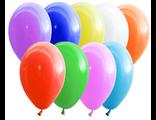 """Гелевые шары """"Ассорти"""" (25см.\10"""") 30 штук! Облако из шаров с гелием. ЖМИ!"""