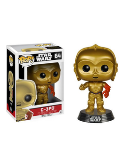 Funko Pop! Star Wara: C-3PO