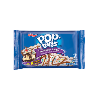 Печенье Pop Tarts 2 PS Frosted Hot Fudge Sundae 96 грамм