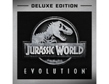 Jurassic World Evolution Deluxe Edition (цифр версия PS4) RUS