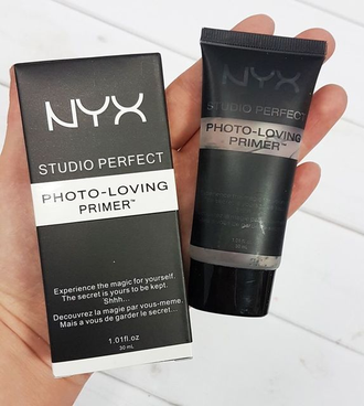 Праймер  NYX Studio Perfect Photo