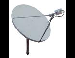 Комплект спутникового оборудования IDirect. Для гарантированных спутниковых каналов Heavy.