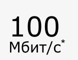 100 Мбит/с