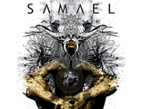 Samael - Above LP White
