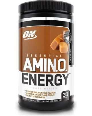 (Optimum Nutrition) Amino Energy - (270 гр) - (апельсин)