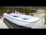 Тент на лодку КАЙМАН 300