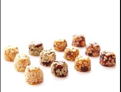 Конфеты орехово-фруктовые Pikki «Кешью-абрикос», 50гр