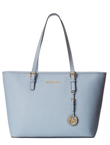 Сумка Michael Kors Jet Set Travel Blue / Голубая
