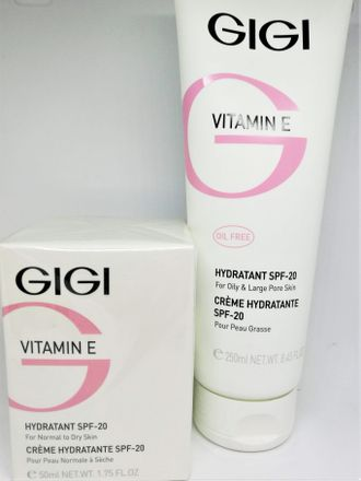 VITAMIN E - HYDRATANT SPF-20 FOR NORMAL TO DRY SKIN