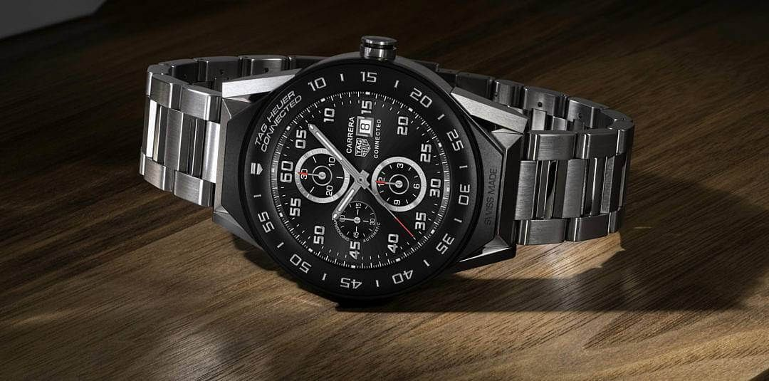 ОБЗОР: Tag Heuer Connected Modular 41