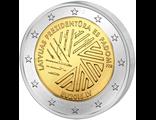 2 евро Представительство Латвии в ЕС, 2015 год